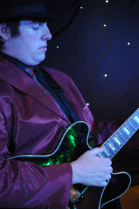 James North - guitar & vocals